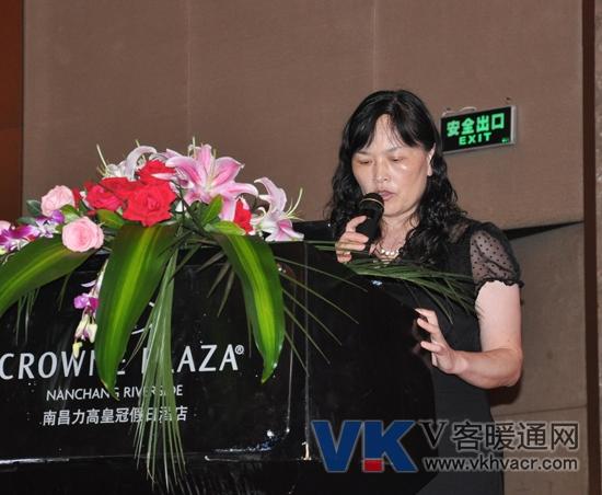 江西省建筑设计院总工,江西省暖通空调与热能专业委员会副主任王梦云