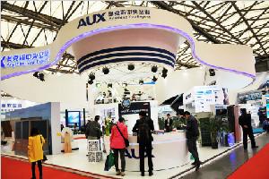 高清图:2015中国制冷展—奥克斯产品
