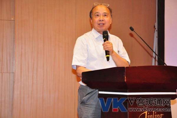 亞士頓汪強:做中國空氣凈化器領導品牌