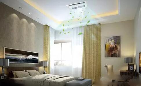 三星360嵌入式室内机赋予空调曲线新定义