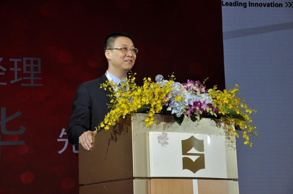 高清图:跃新高 东风来——2017东芝空调合作伙伴年度峰会
