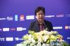 中国家用电器协会理事长姜风讲话
