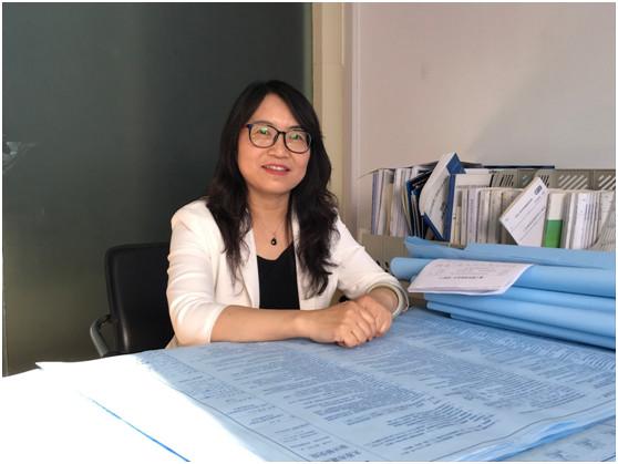 V客暖通网专访太原市建筑设计研究院设备副总工程师张爱萍