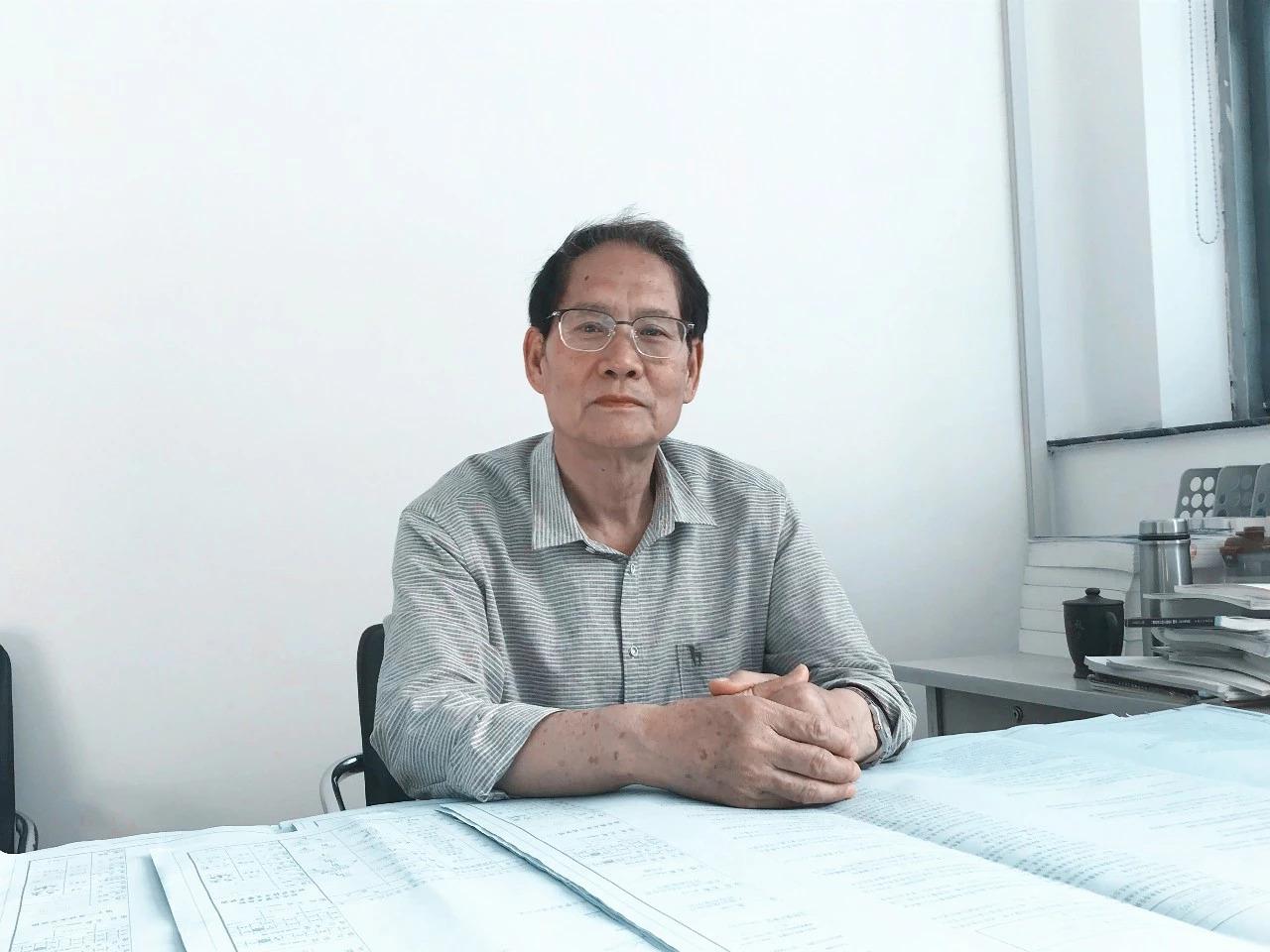 V客暖通网专访太原市建筑设计研究院设备副总工程师冀东光