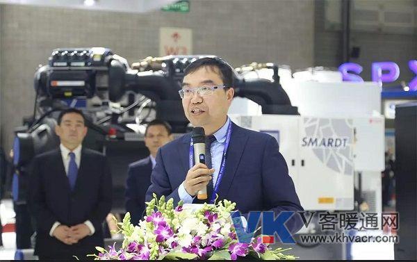天加,洋马,合肥院三方将共建中国首个ghp实验室